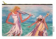 Music At The Water's Edge Carry-all Pouch