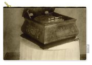 Music Box Memories Carry-all Pouch