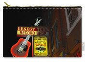 Music City Nashville Carry-all Pouch