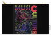 Music Culture Carry-all Pouch