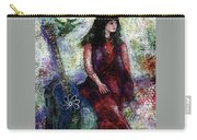 Music Feeds Her Spirit Too Carry-all Pouch
