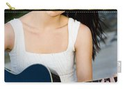 Music Girl Carry-all Pouch