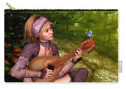 Music In The Woods Carry-all Pouch