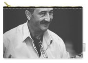 Music Makes People Happy Carry-all Pouch