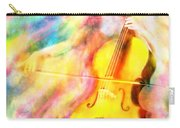 Music To My Eyes Carry-all Pouch
