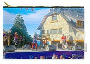 Musical Entertainment In Central Park In Bariloche-argentina Carry-all Pouch