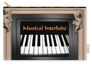 Musical Interlude Carry-all Pouch