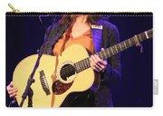 Musician Rosanne Cash Carry-all Pouch
