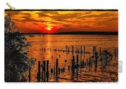 Muskegon Sunset Carry-all Pouch