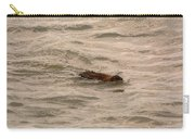 Muskrat In Lake Carry-all Pouch