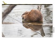 Muskrat Spring Meal Carry-all Pouch