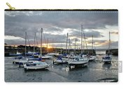 Musselburgh Marina In The Sunset. Carry-all Pouch