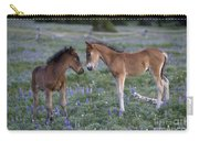 Mustang Foals Carry-all Pouch