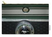 Mustang Mach 1 Emblem Carry-all Pouch