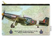 Mustang Mk Iv - Profile Art Carry-all Pouch