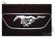 Mustang Pony Logo Carry-all Pouch