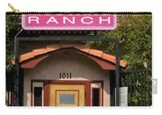 Mustang Ranch Entrance Carry-all Pouch