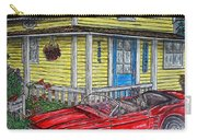 Mustang Sallys' Place Carry-all Pouch