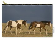 Mustangs In Nevada Carry-all Pouch