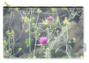 Mustard And Thistle Carry-all Pouch