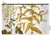 Mustard Plant, 1613 Carry-all Pouch
