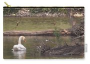 Mute Swan         St. Joe River          June         Indiana Carry-all Pouch