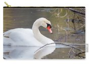 Mute Swan I Carry-all Pouch