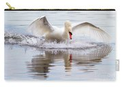 Mute Swan Plunge Carry-all Pouch