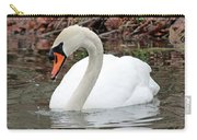 Mute Swan Reflecting Carry-all Pouch