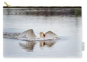 Mute Swan Swim Carry-all Pouch