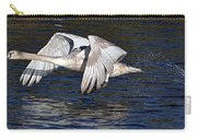 Mute Swan Take Off Carry-all Pouch