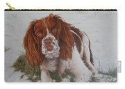 Muttley-the Best Springer Spaniel Carry-all Pouch