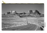 Mv Forrest Gump View Ir 0586 Carry-all Pouch