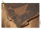 Mv Petroglyph 7364 Carry-all Pouch