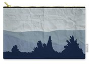 My All Your Base Are Belong To Us Meets X-files I Want To Believe Poster  Carry-all Pouch