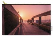My Atlantic Dream -the Boardwalk  Carry-all Pouch