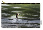 Cormorant - My Catch For The Day Carry-all Pouch