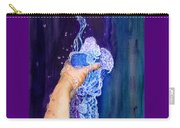 My Cup Runneth Over Carry-all Pouch by Nancy Cupp