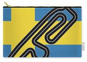 My F1 Anderstorp Race Track Minimal Poster Carry-all Pouch