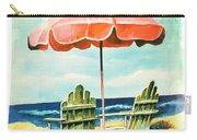 My Favorite Secret Beach Spot Carry-all Pouch