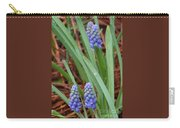My First Grape Hyacinths Carry-all Pouch