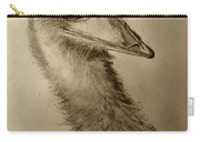 My Friend Emu Carry-all Pouch