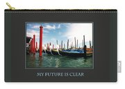 My Future Is Clear Carry-all Pouch