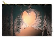 My Heart Is On The Moon Carry-all Pouch