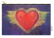My Heart My Strength Carry-all Pouch