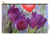 My Heart Sings For You Carry-all Pouch
