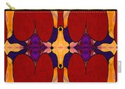 My Love Is Alive Abstract Bliss Art By Omashte Carry-all Pouch