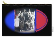 My Mother And Her Family Virginia Minnesota Circa 1919 Carry-all Pouch