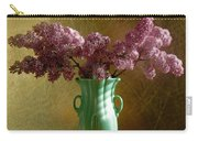 My Mother's Lilacs Carry-all Pouch