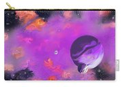 My Space Carry-all Pouch by Methune Hively